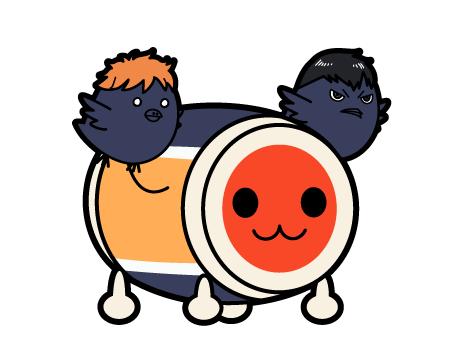 きせかえ(きぐるみ)「ハイキュー!!」
